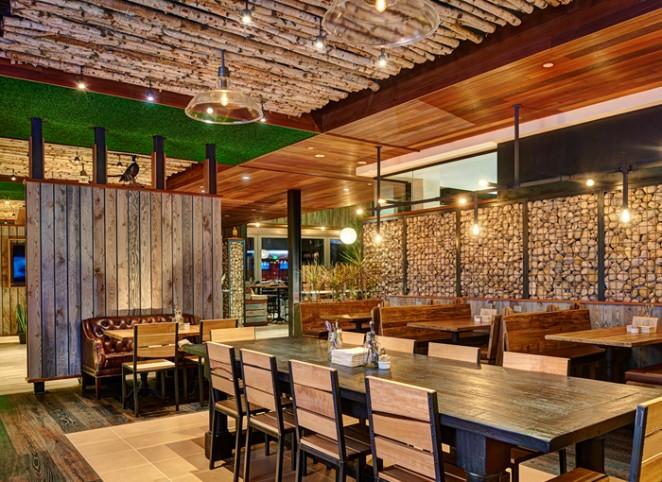 Green Acre / Campus Pointe : Bluemotif Architecture
